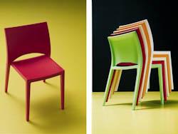 BONTEMPI CASA: Aqua stoel