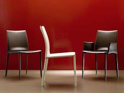 BONTEMPI CASA: Linda met lage of hoge rug